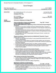 Sample College Graduate Resume by Recent College Graduate Resume Free Resume Example And Writing