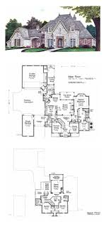 french country house floor plans 2 story french country brick house floor plans 3 bedroom home