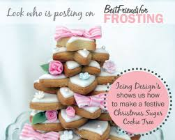 how to make a sugar cookie christmas tree best friends for frosting