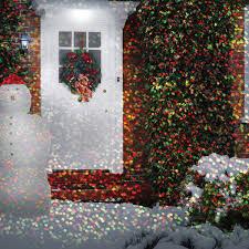 Projector Christmas Lights Christmas Lights Projector Outdoor Sacharoff Decoration