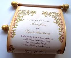 indian wedding scroll invitations wedding invitations scrolls inovamarketing co