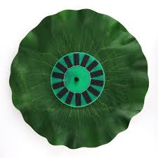 Solar Lights For Ponds by Solarrific Solar Powered Floating Pump On Lily Pad For Birdbath Or