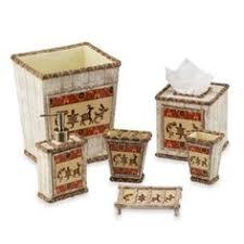 Avanti Bathroom Accessories by World Of Miniature Bears Rabbit 5