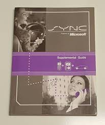 2011 ford f 150 w sync l synowners manual guide 3 5l 3 7 v6 5 0l