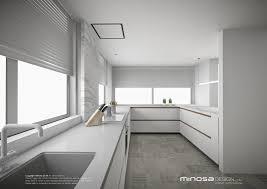 minosa white kitchen design fresh or boring
