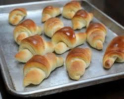 butterhorns aka thanksgiving crescent rolls my iowa