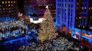 lighting 81st annual rockefeller christmas tree tonight watch at