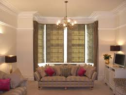 Dress Curtains Sitting Room Renovation Clifton Bristol Style Within