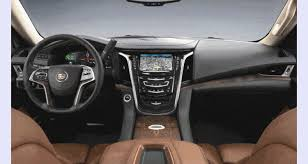 Cadillac Escalade 2014 Interior 2015 Escalade Esv Standard Premium And Luxury Buyers Guide And