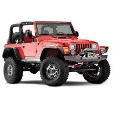 97 jeep wrangler parts fender flares bushwacker 10920 07 bushwacker gear
