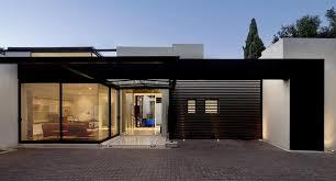 one story house blueprints popular modern single storey house designs pageplucker design