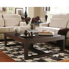 Extra Large Square Coffee Tables - large round tufted ottoman coffee table home design idea thippo