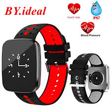 blood pressure bracelet review images V6 smart watch bracelet waterproof heart rate blood pressure jpg