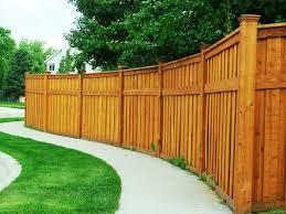 stylish design backyard fence ideas easy backyard fencing ideas