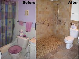Handicapped Bathroom Showers Barrier Free Bathroom Remodel Accessible Systems