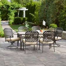 Solana Bay 7 Piece Patio Dining Set by Outdoor Dining Sets Outdoor Furniture Furniture