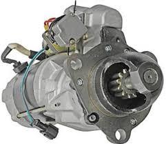 amazon com new starter motor fits komatsu excavator pc300 6
