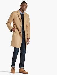 camel car coat lucky brand 2 0