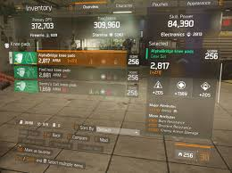 the division alphabridge gear set build future game releases