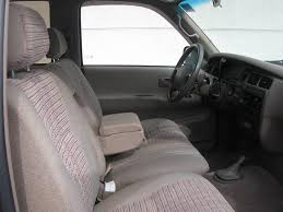 Toyota Pickup Bench Seat 1992 1998 Toyota T100 Regular And Xcab Front 60 40 Split Bench