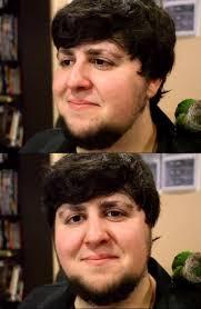 Wtf Meme Face - jontron s wtf face reaction images know your meme