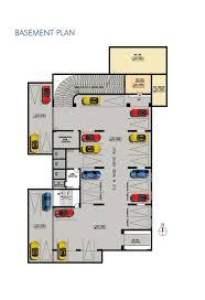 basement plan space ergo
