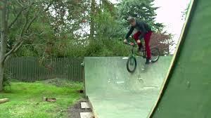 bmx backyard skatepark edit 2012 youtube