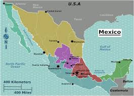 Map Of Mexico by Map Of Mexico Overview Map Worldofmaps Net Online Maps And