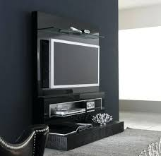 Flat Screen Tv Wall Cabinet With Doors Tv Wall Cabinet Funnycleanvideos Info Throughout Mounted Flat
