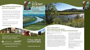 western massachusetts scenic byways u2014 bierfelt editorial