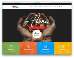 themes in the education of little tree 31 best wordpress themes for non profit charity organizations 2018