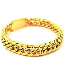 cuban chain bracelet images The gold gods gold cuban link bracelet zumiez jpg