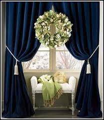 Gold Kitchen Curtains by Blue And Gold Kitchen Curtains Curtains Home Design Ideas