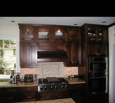 Black Walnut Kitchen Cabinets Black Walnut Waterfront Custom Kitchens Cowichan Wood Work Kitchen