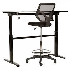 office furniture standing desk adjustable lovable tall adjustable office chair tall office chairs for intended
