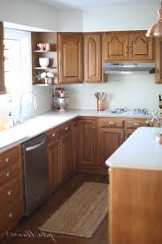 Kitchen Cabinet Budget by Budgetfriendly Beforeandafter Kitchen Makeovers Diy Budget