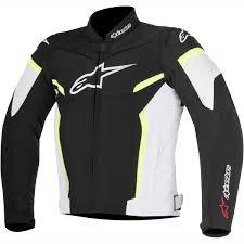 yellow motorcycle jacket motorcycle alpinestars t gp r plus jacket v2 black white yellow