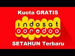 kuota gratis indosat januari 2018 heboh paket internet indosat 2018 ternyata gratis setahun youtube
