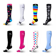 Newzill compression socks 1 pair men women running socks