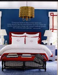 Red White And Blue Bedroom Ideas It U0027s All About Blue U0026 White