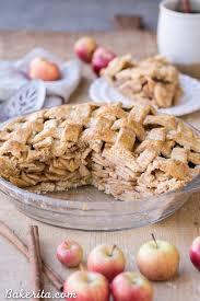 different thanksgiving desserts paleo apple pie bakerita