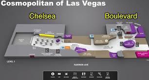 Las Vegas Hotels Strip Map by Is Cosmopolitan The Best Hotel In Las Vegas Mashew