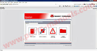massey ferguson parts manual 2015
