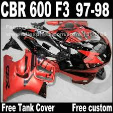 honda cbr 600 price lowest price motorcycle parts for honda cbr 600 f3 fairings 1997