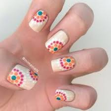 awesome 19 tribal inspired nail art designs stayglam tribal