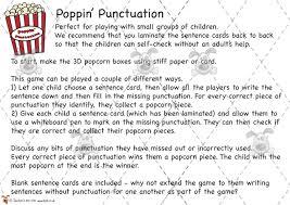 100 punctuation worksheets ks2 uk en29punc l1 w football