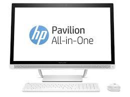 pc bureau prix pc bureau hp 27 a104nf pas cher prix ordinateur de bureau conforama