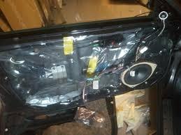 lexus altezza is 250 how to install new car speaker autolautsprecher einbauen lexus