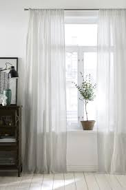 White Bedroom Curtains by Best 20 White Curtains Ideas On Pinterest Curtains Window