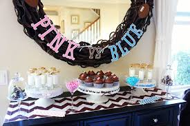 baby revealing ideas team pink vs team blue gender reveal party project nursery